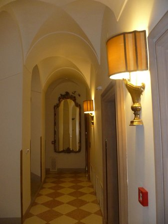 Charles Bridge Palace : hall hotel