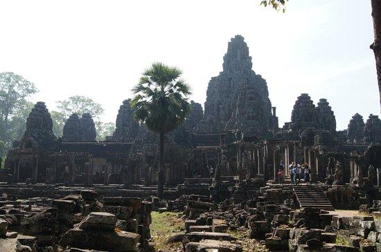 Angkor Thom : Захватывает дух