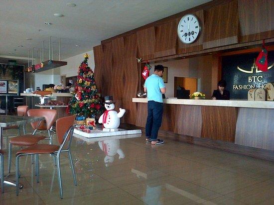 BTC Fashion Hotel: Lobby Hotel