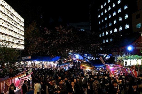 Hanazono Shrine: 酉の市2