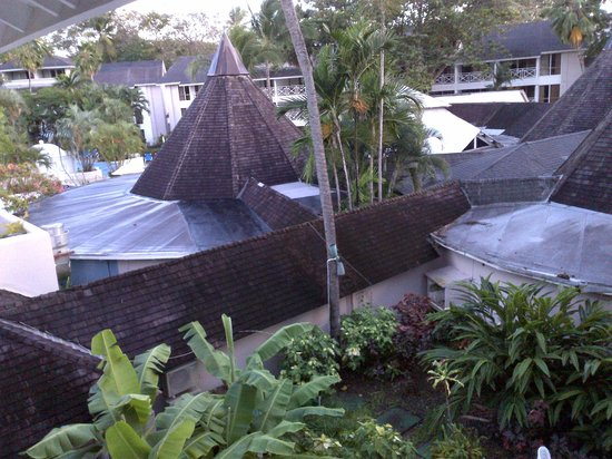 The Club, Barbados Resort and Spa: Garden View???