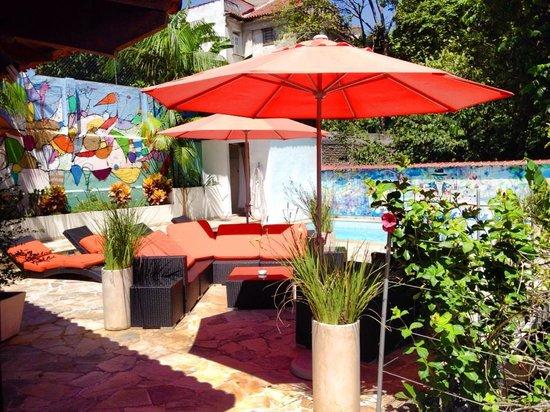 Casa Cool Beans B&B: Ein Platz zum Relaxen...