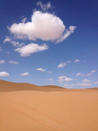 XVA Art Hotel: desert