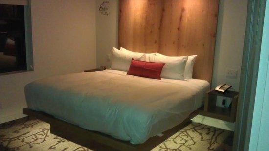 Hotel Vermont: Bedroom