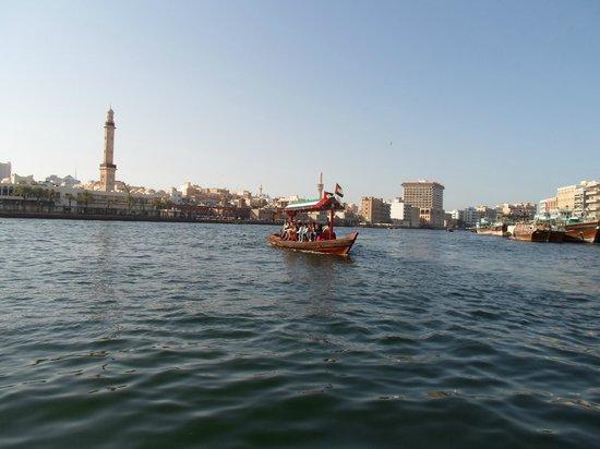 Bur Dubai Abra Dock : Da provare