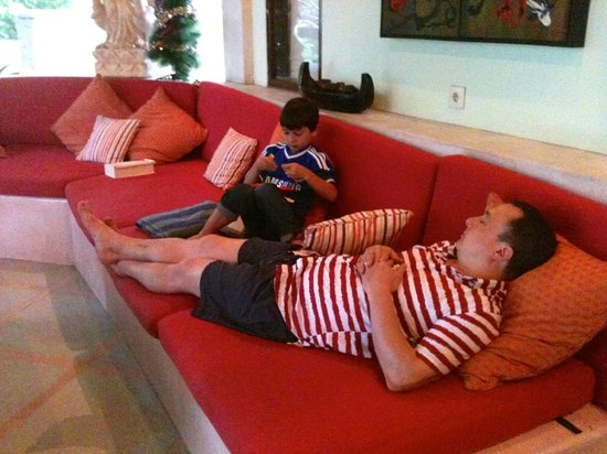 Villa Menari Bali: a great place to chillax