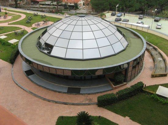 Cupola della SPA