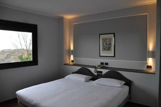 Mamiani Hotel Urbino : camera