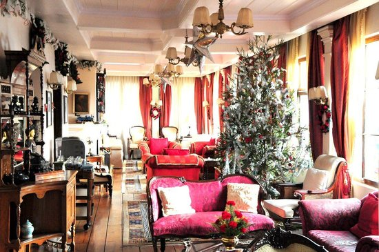The Elgin, Darjeeling : Lounge