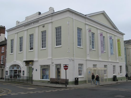 ‪Ludlow Assembly Rooms‬