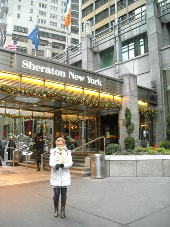 New Years Eve At Hotels Bar Picture Of Sheraton New York Times