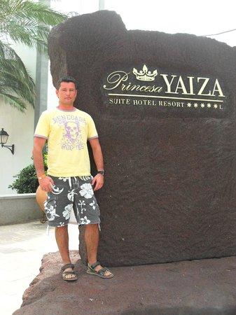 Princesa Yaiza Suite Hotel Resort: bonito Hotel