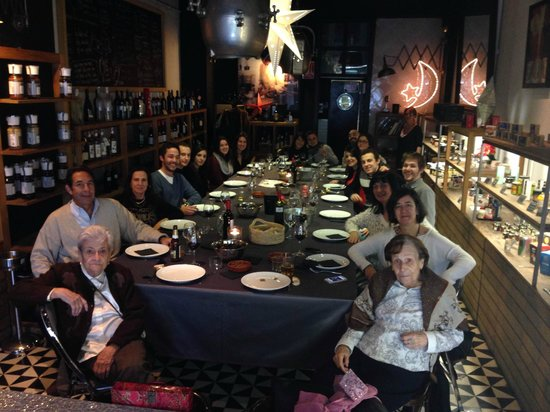 Felix The Food Society: Comida de Reyes 2014