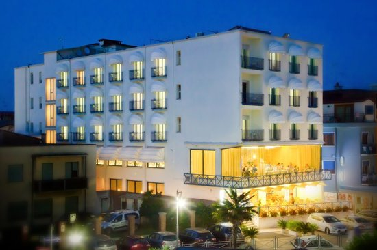 Hotel Marco Polo Caorle : Sera