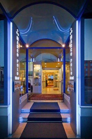 Hotel Marco Polo Caorle: entrata