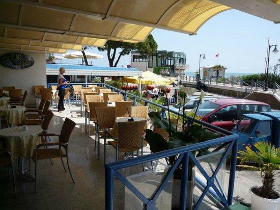Hotel Marco Polo Caorle: terrazza