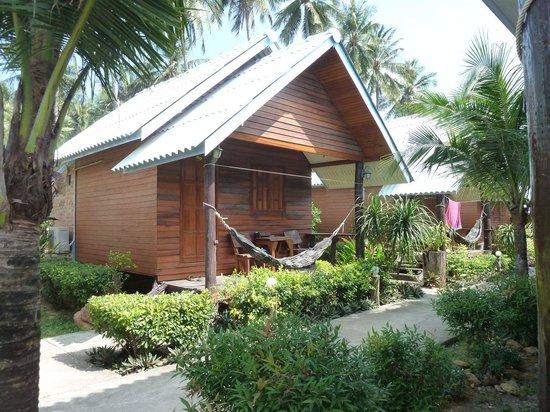 Lanta New Coconut Bungalow: Cozy bungalow