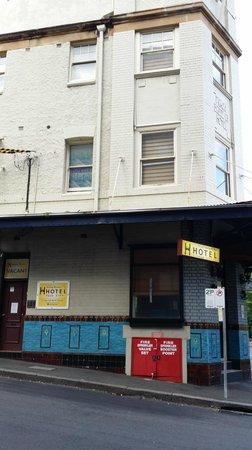 Sydney Darling Harbour Hotel: Hotel