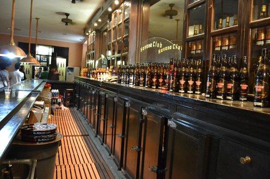 ラム酒ハバナクラブ博物館