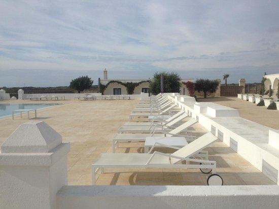 Masseria Bagnara Resort & Spa: piscina