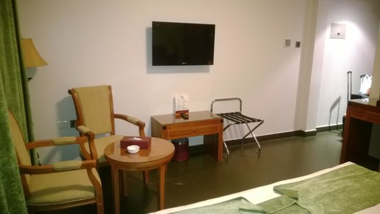 Hotel Muscat: standard room