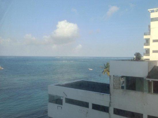 Hotel Calypso : view