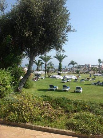 St Raphael Resort : only a bit of the amazing grounds :)