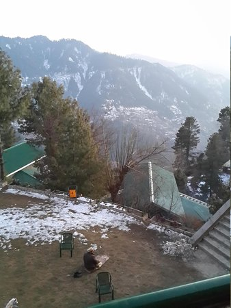 Nathia Gali, Pakistán: View from room