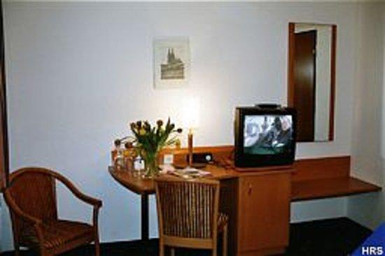 Hotel Dependance Erb: Ausstattung der Zimmer