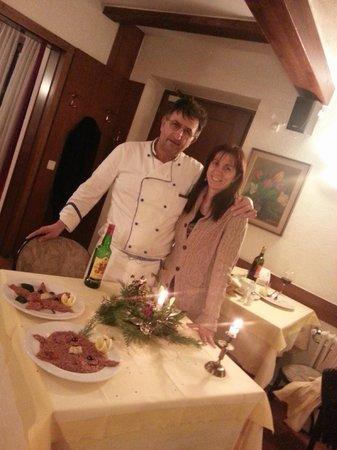Bedano, Suisse : Agostino e Maria