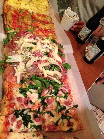 Pizzesco: Pizza DELUXE