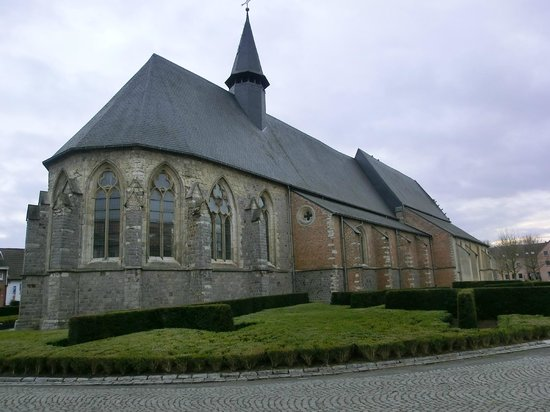 Begijnhof Sint Agnes Sint-Truiden