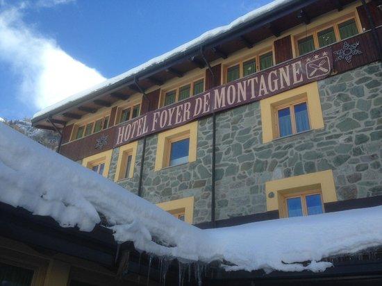 Hotel Foyer De Montagne : La struttura foto di hotel foyer de montagne