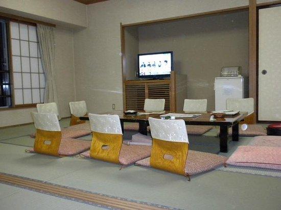 Yuzawa New Otani: 部屋