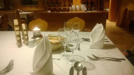 Hotel Frickhof: Sala da pranzo
