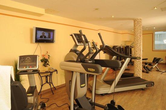 Hotel Dependance Erb: Fitnessraum im Best Western Plus Hotel Erb