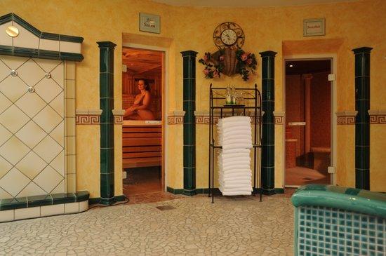Hotel Dependance Erb: Wellness-Bereich im Best Western Plus Hotel Erb