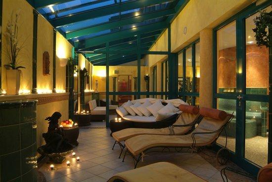 Hotel Dependance Erb: Ruheraum im Wellnessbereich des Best Western Plus Hotel Erb