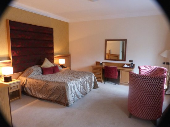 An Grianan Hotel: upgrade suite