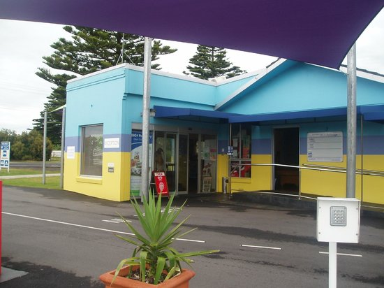 BIG4 Port Fairy Holiday Park: Leaving Big 4 Port Fairy - see you next time!