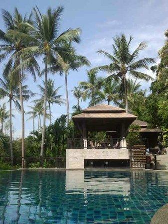 Kirikayan Luxury Pool Villas & Spa: Pool Area