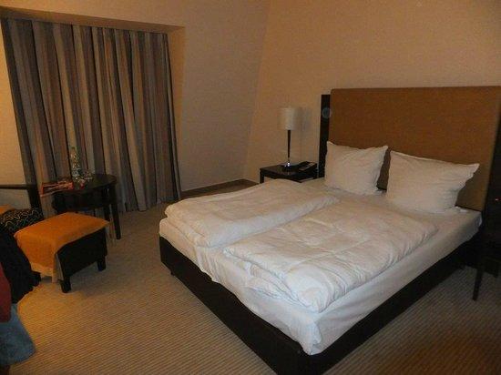 Steigenberger Hotel de Saxe: Unser Zimmer
