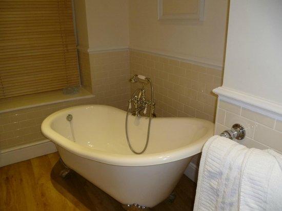 Trearddur Bay Hotel: Fab Bath