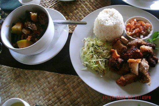 Kapuluan Vista Resort Restaurant
