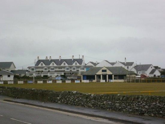Trearddur Bay Hotel: View of Hotel