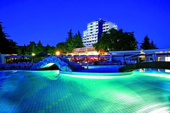Valamar diamant hotel porec croazia 370 recensioni e for Camere a porec