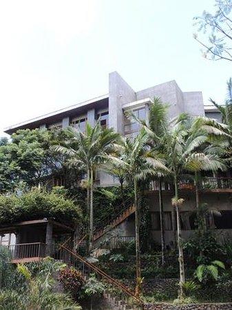 SanGria Resort & Spa: view from garden