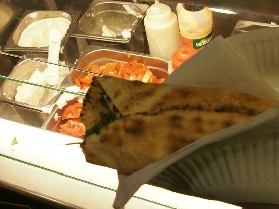 L'Express: kabab roll