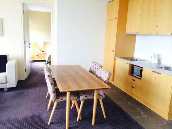 Golden Door Health Retreat & Spa Elysia : Two bedroom villa with shared kitchen