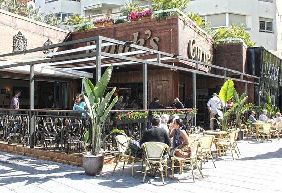 Franks Corner Marbella